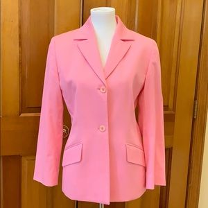Beautiful Pink Austin Reed Tailored Fit Blazer
